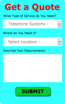 Quotes for Bicester Telephone Systems